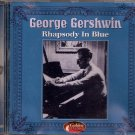 George Gershwin RHAPSODY IN BLUE CD Porgy & Bess