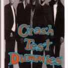 CRASH TEST DUMMIES Official Dummy Head Member Card Fan Club