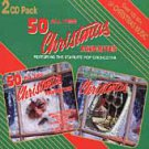 50 All Time Christmas Favorites Featuring THE STARLITE POP ORCHESTRA 2-CD Set - USED