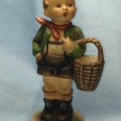 Vintage Original Village Boy #51 3/0 TMK-3 Hummel Figurine Excellent Condition FREE SHIPPING