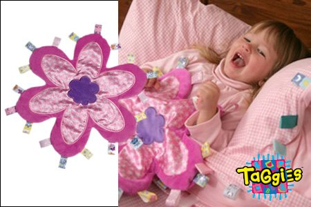 Taggies - Flower Me Fun Blanket