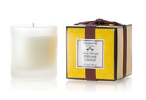 Citrus Vervain Perfume Candle by elizabeth w