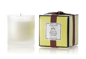 Sweet Tea Perfume Candle by elizabeth w