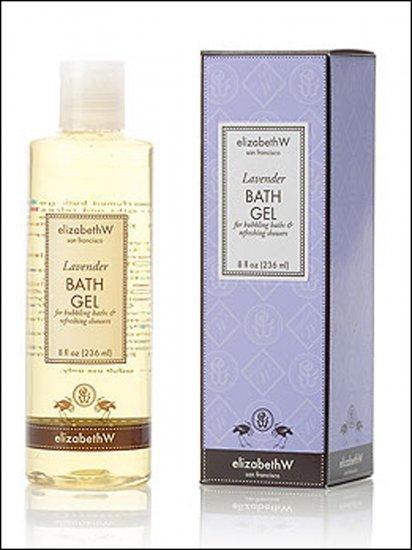 Lavender Bath Gel by elizabeth w