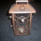 Hanging Garden Tealight or Votive Lantern Retired by Partylite
