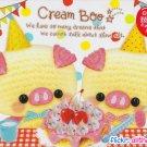 Crux Japan Cream Boo Memo Pad