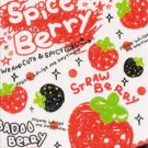 Crux Japan Spice Berry Mini Memo Pad