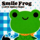 Q-lia Japan Smile Frog Mini Memo Pad