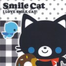Q-lia Japan Smile Cat Mini Memo Pad