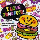 Kamio Japan Junk Food Mini Memo Pad