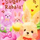 Q-Lia Japan Sugar Rabbit Mini Memo Pad