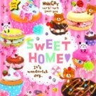 Q-Lia Japan Sweet Home Mini Memo Pad