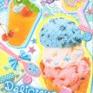 Kamio Japan Delicious Kitchen Mini Memo Pad