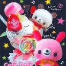 Kamio Japan Cafe Cafe Mini Memo Pad #10