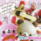 Kamio Japan Cafe Cafe Mini Memo Pad #2