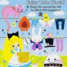 Kamio Japan Fairy Tale Mini Memo Pad #3