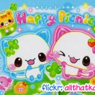 Crux Japan Happy Picnic Mini Memo Pad