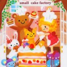 Mind Wave Japan Small Cake Factory Mini Memo Pad