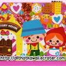 Kamio Japan The Story House Memo Pad