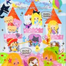 Kamio Japan Fairy Tale World Mini Memo Pad #5