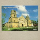 MIAG AO FORTRESS CHURCH ILOILO THE PHILIPPINES POSTCARD
