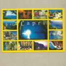 CAPRI ISLAND OF CAPRI ITALY ITALIAN POSTCARD DATED 2003