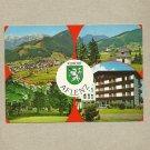 AFLENZ KURORT AUSTRIA AUSTRIAN POSTCARD DATED 2004