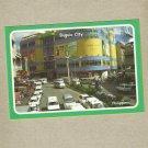 BAGUIO CITY ALANAO SQUARE PHILIPPINES POSTCARD