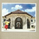 MAGELLAN'S CROSS CEBU PHILIPPINES UNUSED POSTCARD