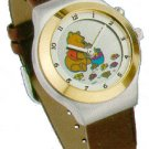 NEW Colorful Animation Winnie The Pooh Disney Watch HTF