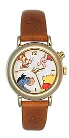 NEW Disney Winnie Piglet Tigger Eeyore Musical Watch