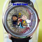 NIB Vintage Armitron Peanuts Snoopy and The Gang Watch