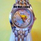 BRAND NEW Armitron Speedy Gonzales 2-tone Watch Rare