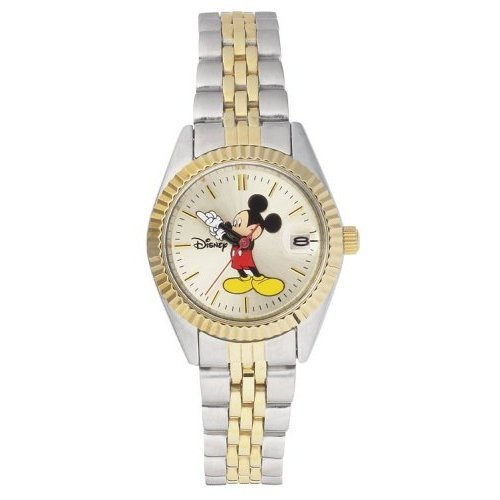 BRAND NEW Ladies Disney/Seiko Mickey Mouse Watch HTF