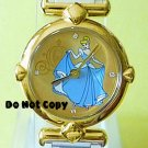 NEW Disney Cinderella Carriage Italian Charm Watch HTF