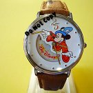 NEW Unisex Disney Mickey Mouse Fantasia Sorcerer 25th Watch
