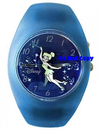 NEW Disney Tinkerbell Animated Magic Wings Watch HTF #2