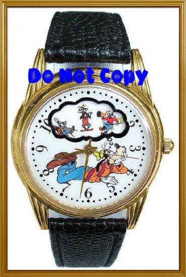 BRAND NEW Unisex Disney Goofy Day Dreaming Watch HTF