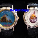 SET 2 NEW Disney Main Street Light Electrical Parade Lights-Up Watch