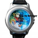 NEW Unisex Disney Mickey Mouse Christmas Snow Watch HTF