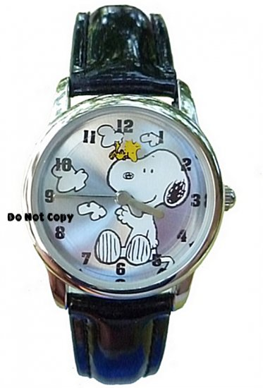 New vintage armitron peanuts snoopy and woodstock watch for Snoopy watches