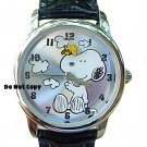 NEW Vintage Armitron Peanuts Snoopy and Woodstock Watch