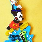 NEW Disney Mickey Mouse In The Blaggard Castle Keychain