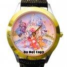 NEW Disney Mickey Mouse Goofy Sorcerer Fantasia Watch