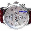 NEW Mens CTI 21Jewels Multifunction Skeleton AUTO Watch