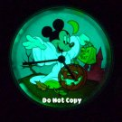 NEW Disney Mickey Mouse Halloween Hunting Ghost Watch
