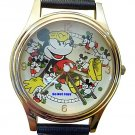 BRAND NEW Unisex Disney Mickey Mouse Animated Watch HTF