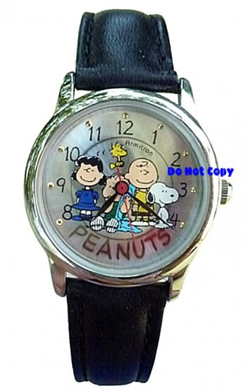 NEW Vintage Armitron Peanuts Snoopy and The Gang Watch