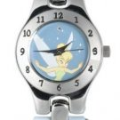 BRAND NEW Disney Fairy Tinkerbell Watch 1 Time Sale HTF