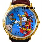 NEW Vintage Disney Mickey Mouse Magic Music Days Watch